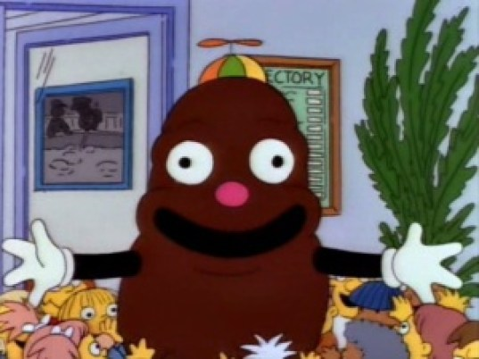 cocoa beanie the simpsons