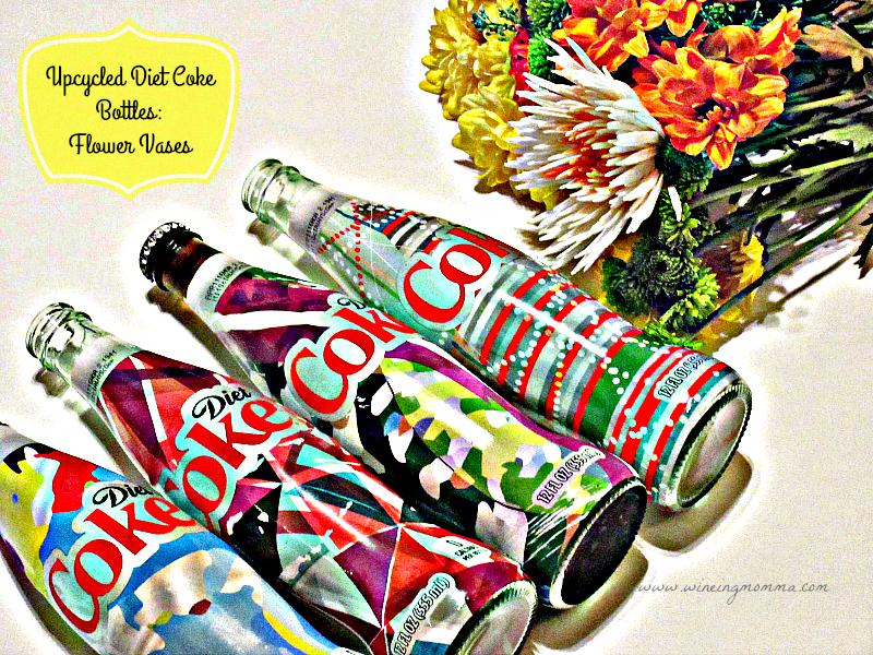 soda-diet-coke-wineing-momma-upcycle-flower-vases