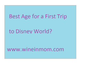 The Right Age For Disney