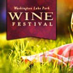 Washington Lake Park Wine Festival