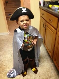 super hero pirate
