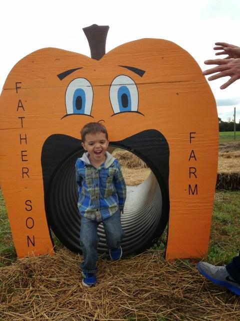 Kiddie Koral Sahl's Father Son Farm