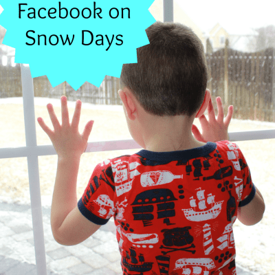 The 7 People on Facebook on Snow Days