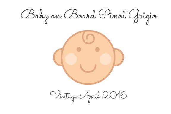 Baby on Board Wine