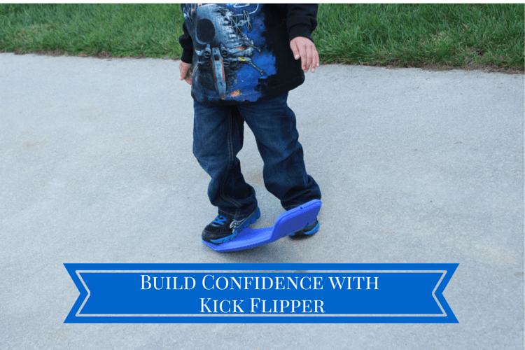 Build Confidence with Kick Flipper