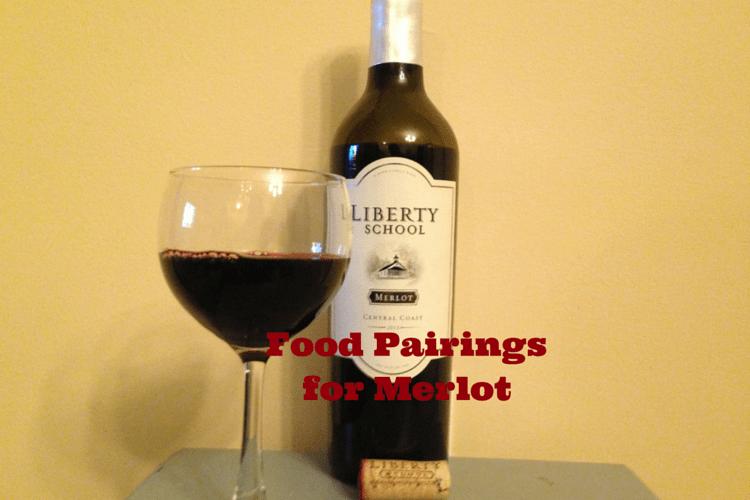 Food Pairings for Merlot