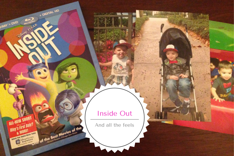 Inside Out can be an emotional ride for parents.
