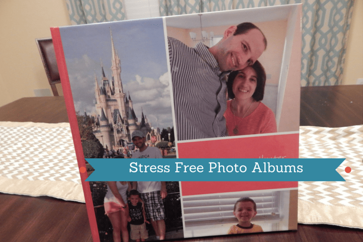 Stress Free Memories with Make My Book Photo Albums from Shutterfly