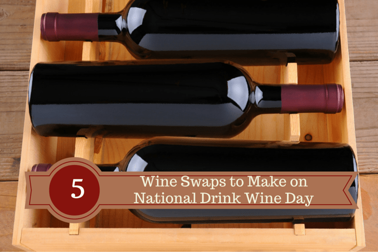 AD Change up your usual wine and switch for National Drink Wine Day. Learn more about how the NotCom movement is helping wineries connect with wine lovers