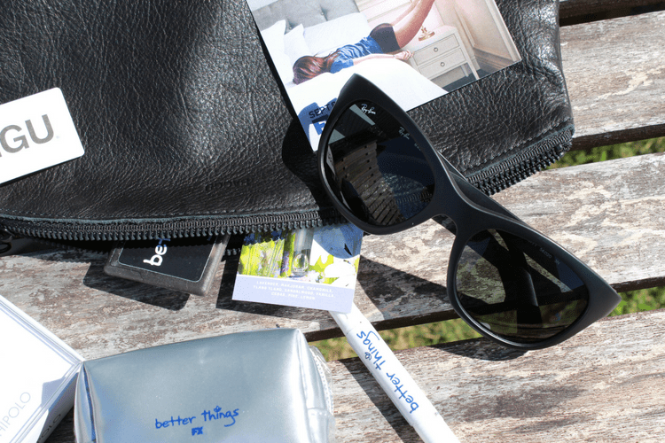 Check out FX's Better Things and comment below for a chance to win this swag bag.
