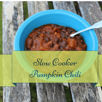 Slow Cooker Pumpkin Chili: An Easy Fall Meal