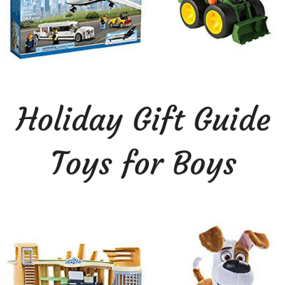 Holiday Gift Guide Toys For Boys