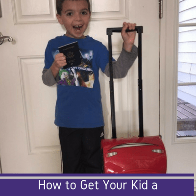 Getting Kids a Passports: A Guide