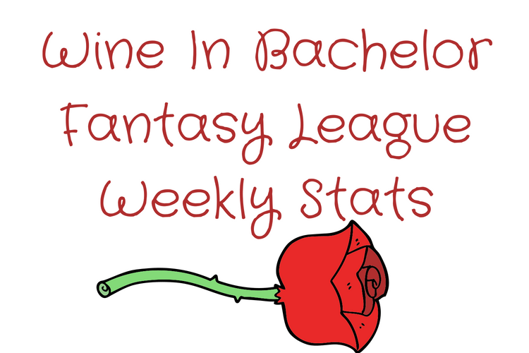 Play along with our Bachelor Fantasy League, check your weekly stats.