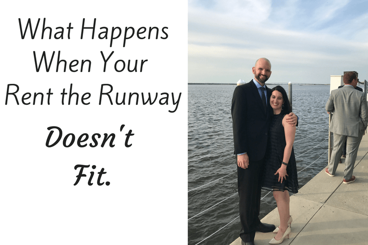 rent the runway does not fit
