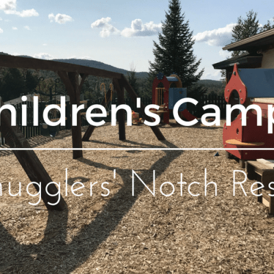 Smugglers' Notch Camps for Kids
