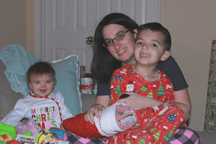 A Mom's Holiday Pep Talk