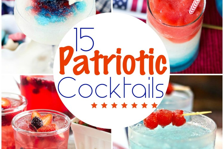 15 Patriotic Cocktails for Summer