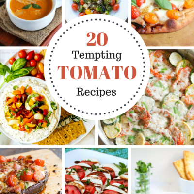 20 Tempting Tomato Recipes