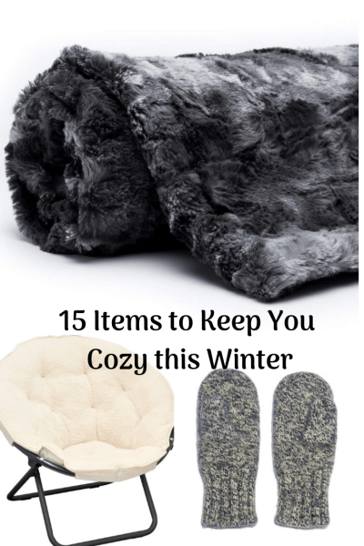 15 Items to Keep You Cozy this Winter
