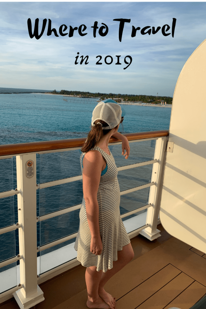 Where to Travel in 2019