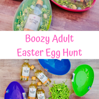 Boozy Adult Easter Egg Hunt