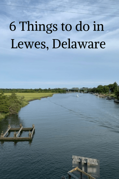 what to do in Lewes Delaware