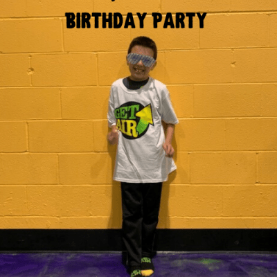 5 Reasons to have a Get Air Birthday Party