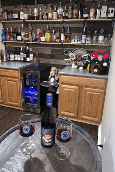 New Air wine fridge