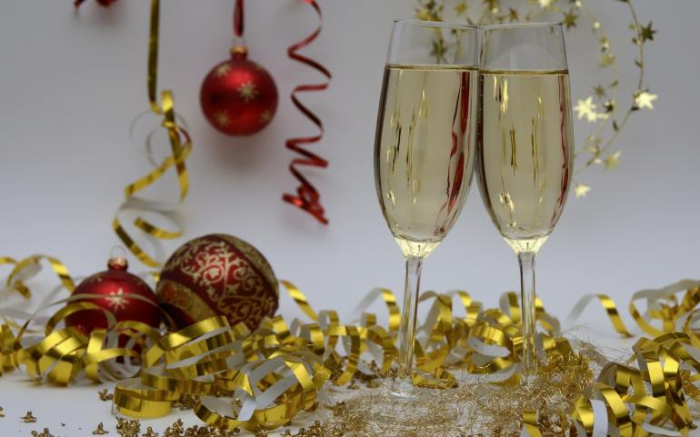Sparkling Wines for Your New Year