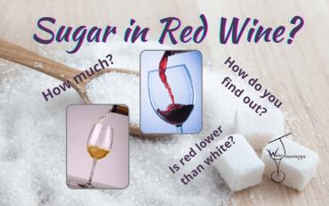 Sugar in Red Wine?