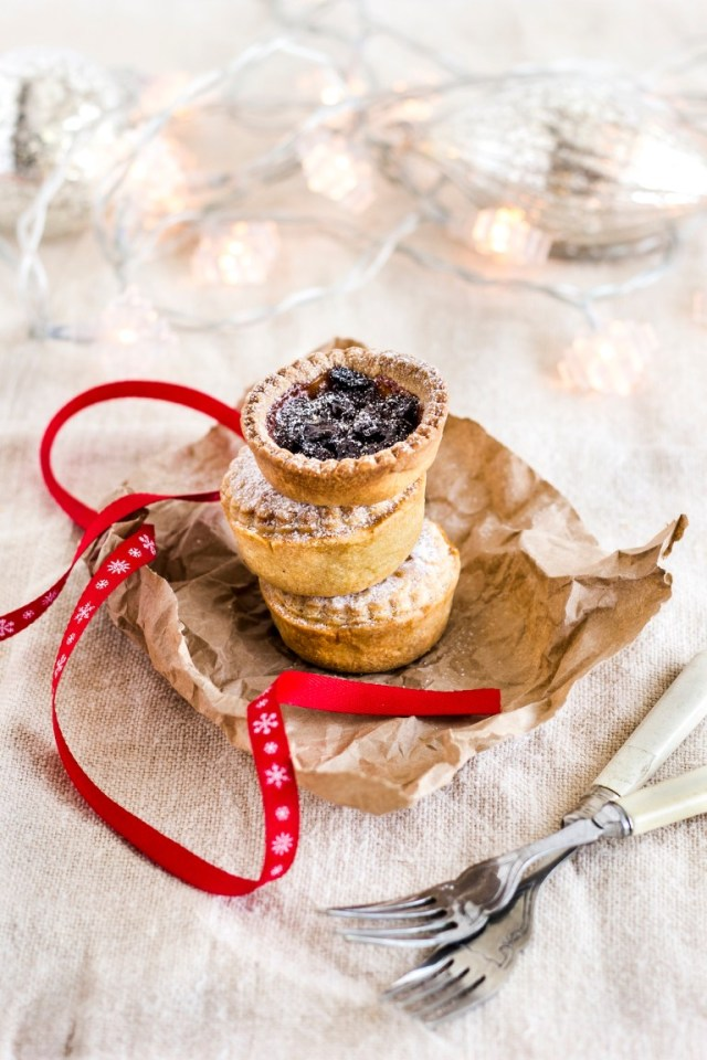 www.wineloversbox.co.uk – Christmas minced pies  recipe