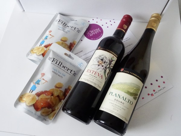 www.wineloversbox.co.uk – January 2021 Wine Box