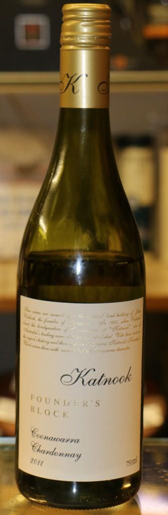 Katnook Oaked Chardonnay