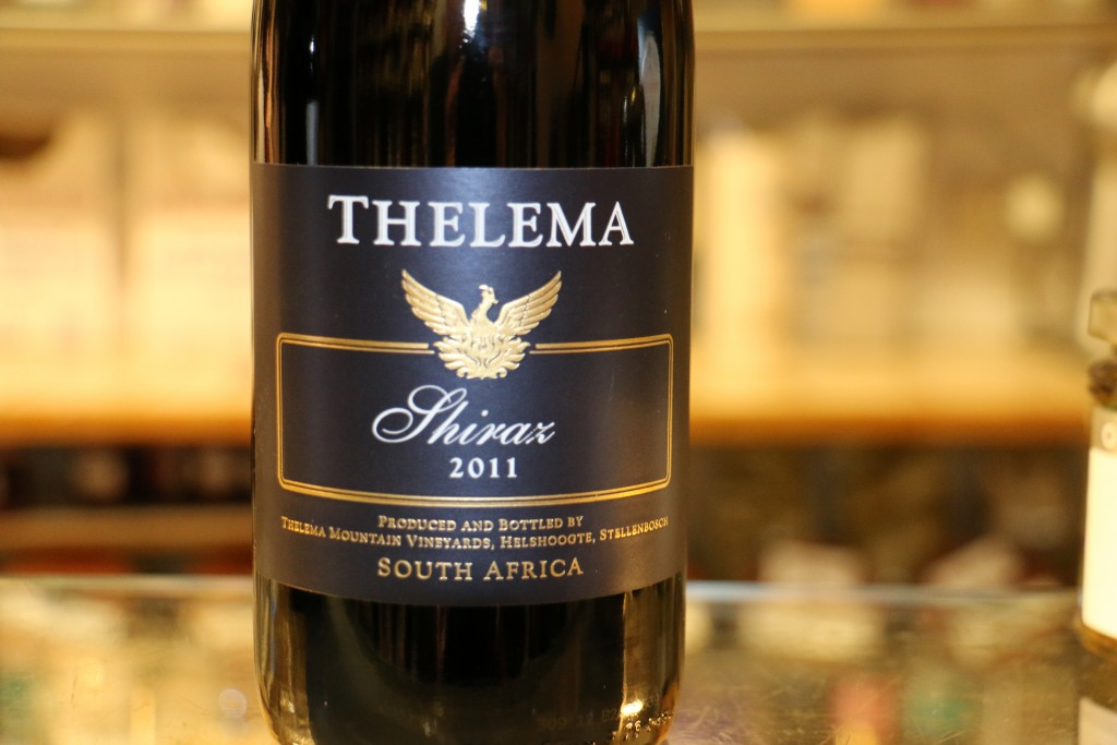 #10 South African Shiraz