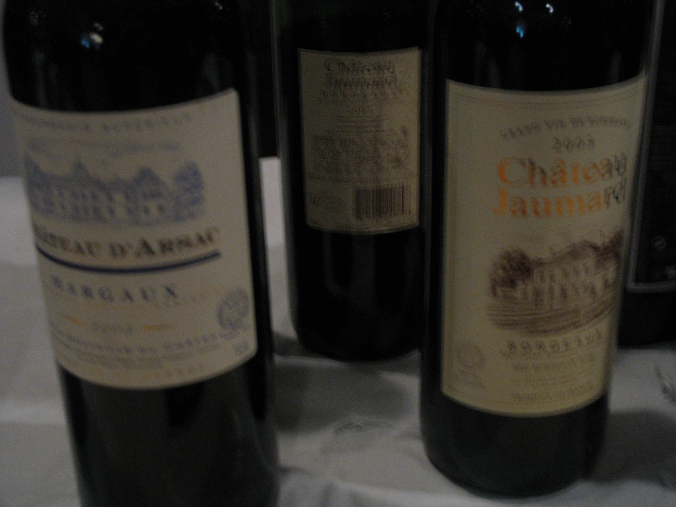 French Mevushal Wines