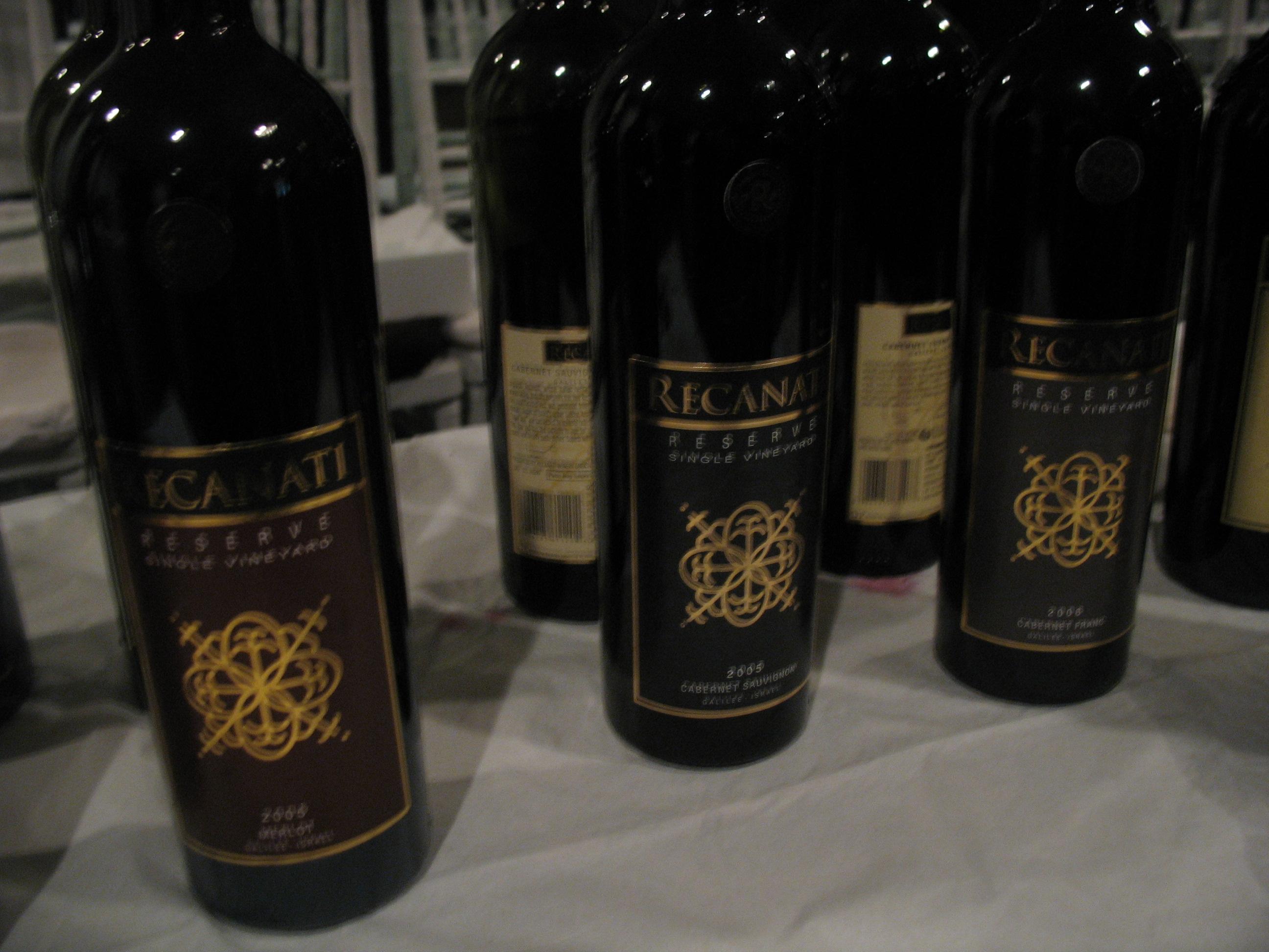 Recanati Wines 3