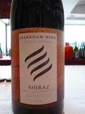 2010 Harkham Shiraz_