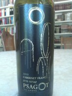 2010 Psagot Cabernet Franc