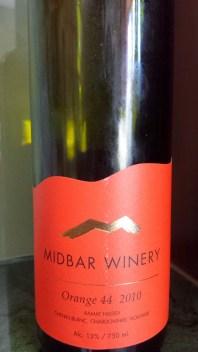 2010 Midbar Orange 44
