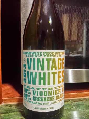 2013 Shirah Vintage Whites