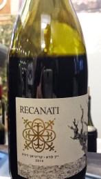 2013 Recanati Carignan, Wild, reserve