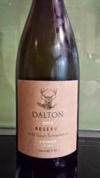 2013 Dalton Viognier, reserve