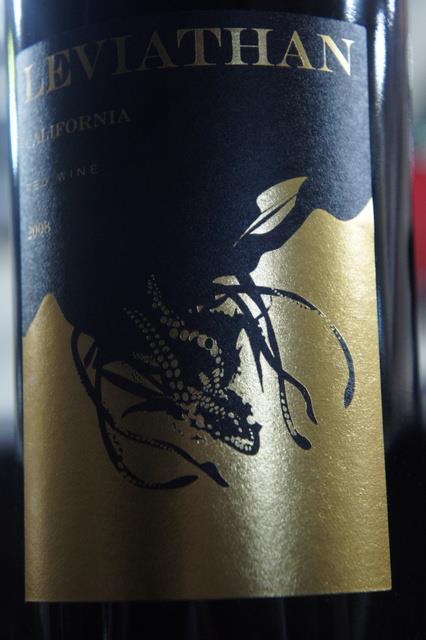 リヴァイアサン/レッド・ワイン2008