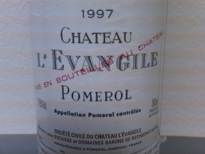 Château l'Evangile, Pomerol 1997 #1