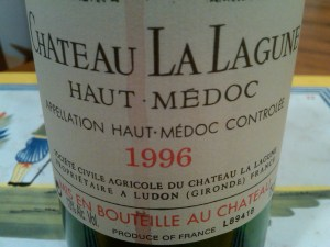 La Lagune 1996
