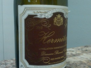 Chave Hermitage 1999 #1