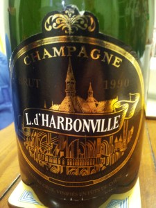 Ployez-Jacquemart Brut Liesse d'Harbonville 1990