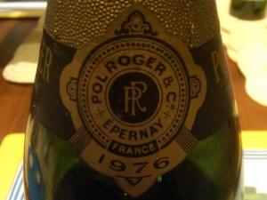 Pol Roger 1976 #3