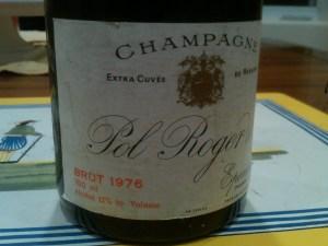 Pol Roger 1976 #4